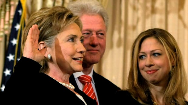 From the Arkansas state house to Secretary of State under President Barack Obama, Hillary Clinton has been a trailblazer for women in politics. Find out more about her life and career in this video.