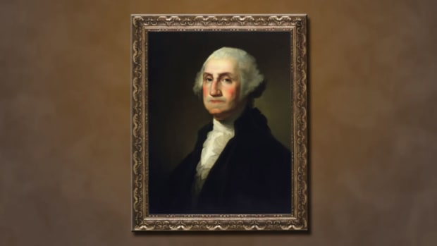 When George Washington was young, he copied down 101 rules of social behavior that would later become a book of his titled Rules of Civility & Decent Behavior in Company and Conversation.