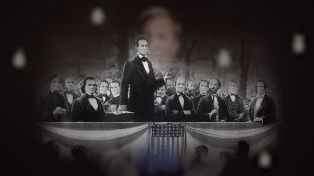 Historian Matthew Pinkser explains the series of debates that would eventually help Abraham Lincoln become a stronger national candidate for president.