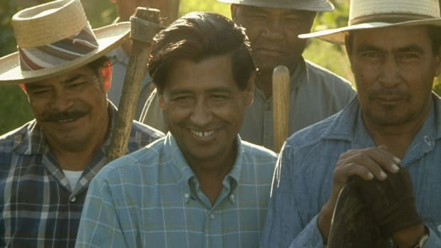 In 1968, Cesar Chavez led a boycott that resulted in a collective bargaining agreement guaranteeing field workers the right to unionize. Learn more about how Chavez grew from migrant farm worker to civil rights champion in this video.