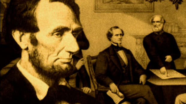The assassination of President Lincoln was just one part of a larger plot to decapitate the federal government of the U.S. after the Civil War.