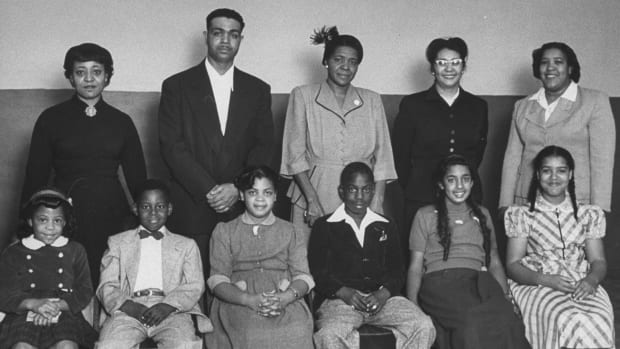 This Day in History - May 17, 1954, Brown vs. Board of Education trial came to an end with courts deciding racial segregation of public schools was unequal. This was the first time blacks and whites could sit together in one classroom. To find out more about this day, check out this video clip.