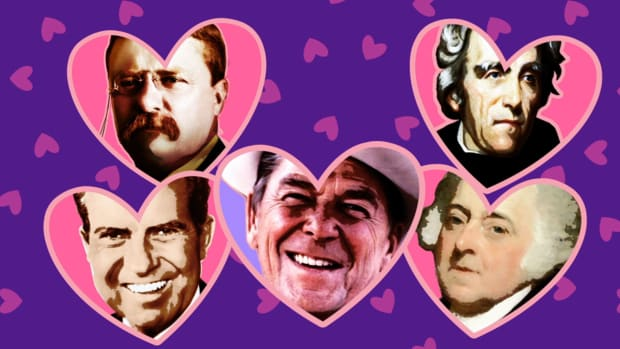 Follow these presidential lessons in love to win a second term with your Valentine.