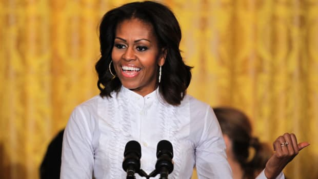 Lawyer, University of Chicago associate dean, and mother Michelle Obama became the United States' first African-American First Lady in 2009. Learn more about her life and influence in this video.