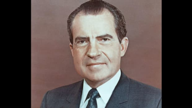 On March 10, 1970, President Richard Nixon records a memorandum to his aide H.R. Haldeman asking him to set up a special group to keep tabs on Nixon's opponents.