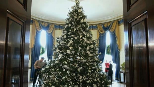 From millions of homes worldwide to the White House, the Christmas tree is a tradition that owes its popularity in part to a popular British queen.