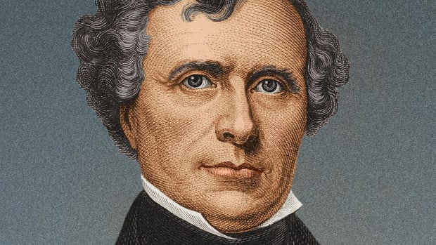 Find out why Franklin Pierce is sometimes remembered as one of the worst presidents in American history.