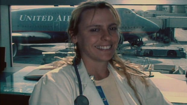Heather Ross Ogle nearly got onto Flight 93 - but a small twists of fate saved her life.