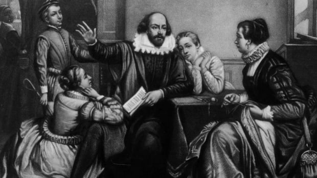 Take a look at the life of one of the most celebrated authors of all time, legendary wordsmith William Shakespeare, in this video.