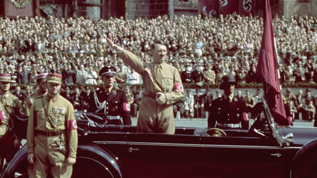 Take a look at the life and impact of Adolf Hitler, who as leader of the Third Reich orchestrated the the death of 6 million Jews, in this video.