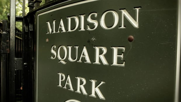 Did you know that the Statue of Liberty's torch once resided in Madison Square Park?  Host Brian Unger reveals the hidden history of Madison Square Park.