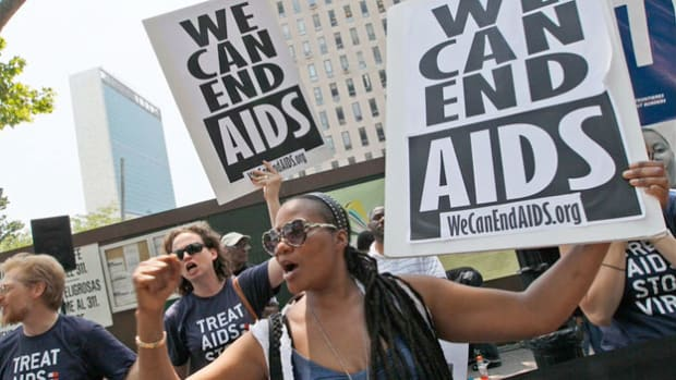 A June 17, 2011, broadcast from the National Institutes of Health describes the many obstacles doctors still face in treating AIDS 30 years after the first reported case.