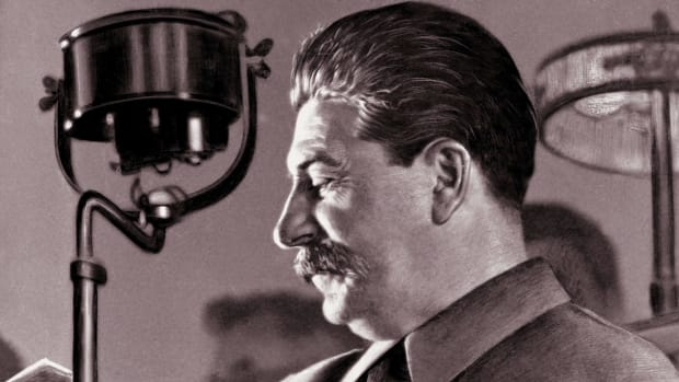 Joseph Stalin's forced industrialization of the Soviet Union caused the worst man-made famine in history. Find out more about his life and rise to power in this video.