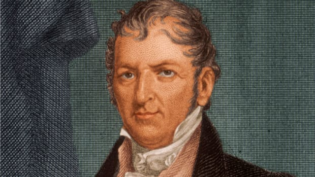 Eli Whitney's idea for interchangeable parts led to the second wave of industrialization across the United States. Find out more about his life (and his cotton gin) in this video.