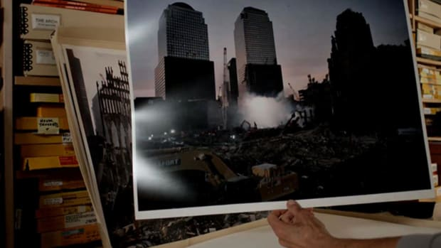 A photographer documents the efforts of Ground Zero workers in the days after September 11th. Part of the Emmy Award winning web series, Remembering 9/11.