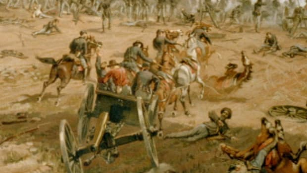 For three days in July 1863, Union and Confederate forces clash at Gettysburg in one of the most pivotal battles of the Civil War.