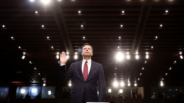 """Learn more about the """"meddlesome priest"""" to which former FBI director James Comey referred in his Senate testimony on June 8, 2017."""