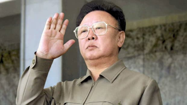 North Korean dictator Kim Jong Il died on December 17, 2011, of a heart attack, catching the world by surprise. ABC News reports the next day on the concerns in the international community over the transfer of leadership to Kim's 28-year-old son.