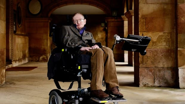 A look at the astronomical life of iconic author, cosmologist and physicist Stephen Hawking.