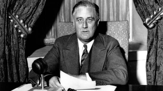 The first of thirty of Franklin D. Roosevelt's Fireside Chats was given on March 12th, 1933. Juliette Gordon founded the Girl Guides group. The Girl Guides are better known under the name Girl Scouts of America as it was renamed later. Chief of Homeland Security Tom Ridge introduced the color coded warning system for terrorist attacks on this day as well.