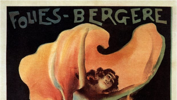 This Day in History - November 30, 1886, The Folies Bergere, a Parisian music hall, re-opened with a totally new look and feel. It quickly became an icon of the city for its performances.