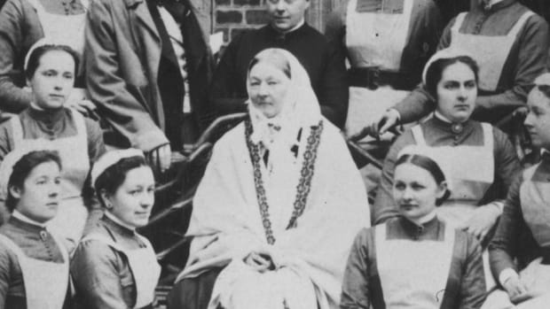 Florence Nightingale was so respected in the field of nursing that she was tapped to consult with the British Army. Learn more about the health reforms that she instituted in this video.