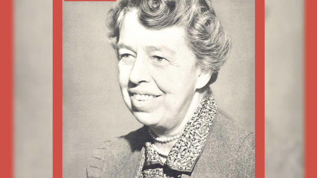 Learn about the life and work of Eleanor Roosevelt, a champion of equal rights who is credited with transforming the role of the First Lady in American politics, in this video.