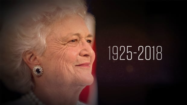 HISTORY honors First Lady Barbara Bush, only the second woman in history to have been the wife and mother of a president, who died April 17th, 2018 at the age of 92.