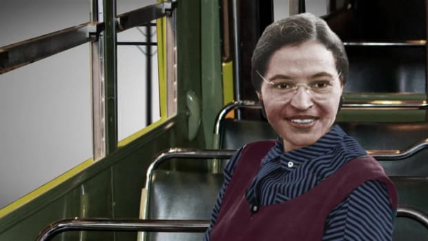 Did you know Rosa Parks wasn't the first African-American woman to refuse to give up her seat? Get the full story.
