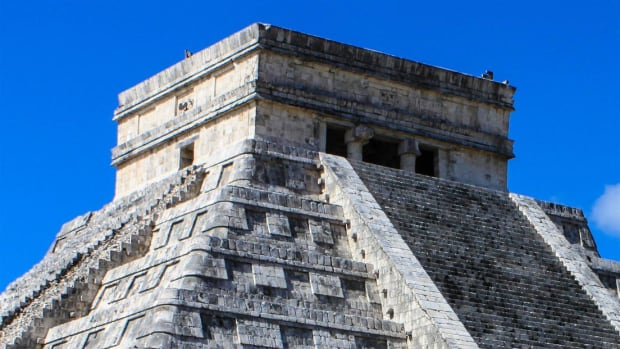Explore the origins of the Temple of Chichen Itza, a Mayan pyramid in modern-day Mexico that features several unique features, including an echo designed to sound like a bird call.