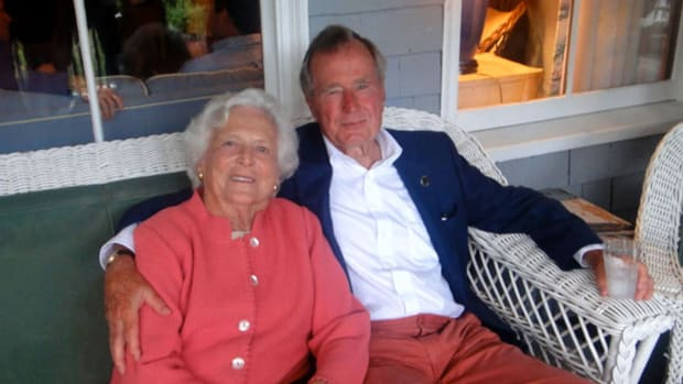 Barbara Bush, noted advocate for family literacy, is also the second woman to have been First Lady to one U.S. president and mother of another. Learn more about her life and work in this mini biography.