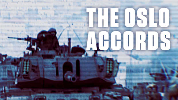 Learn about the Israeli-Palestinian Conflict and how it led to President Carter's Camp David Accords. See how that temporary peace agreement brought on the Oslo Accords, which became overrun by dissenting voices and extreme violence from both sides.