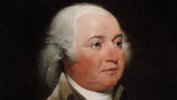 Find out about John Adams' political career in the newly formed United States, from his vice presidency under George Washington to his rocky term as America's chief executive.