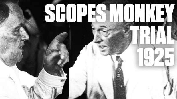 The 1925 Scopes Monkey Trial was one of the most important legal battles of its time. Two of the greatest speakers of the era, Clarence Darrow and William Jennings Bryan, faced off in a debate encompassing science, religion, and Constitutional rights.