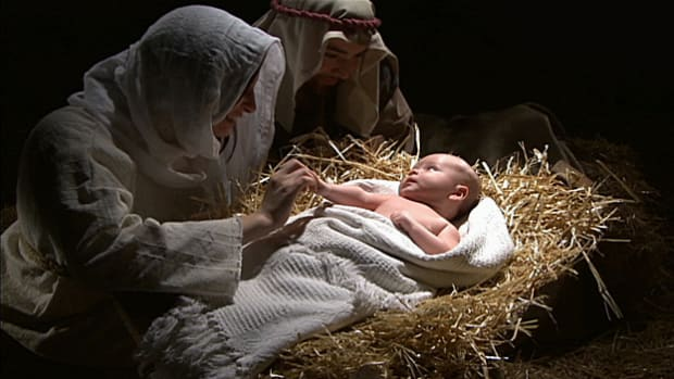 Today's Christmas celebrations combine secular and religious traditions.
