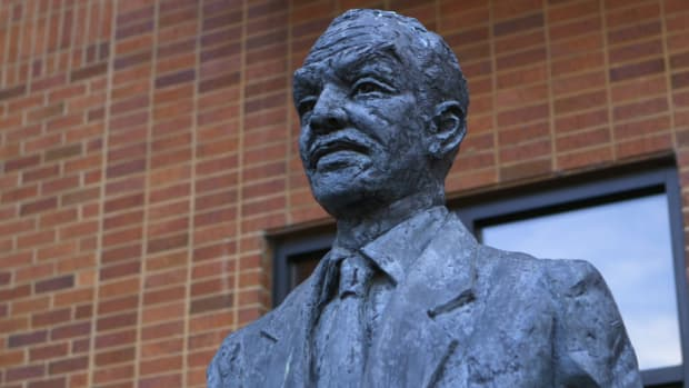 Reverend Fred Shuttlesworth was one of the South's most prominent Civil Rights leaders. He worked closely with Dr. Martin Luther King Jr., co-founded the SCLC and refused to waver even after he was brutally attacked.