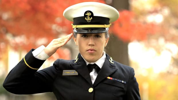 HISTORY salutes the U.S. Army and U.S. Navy and their dedication to duty, honor, and valor.