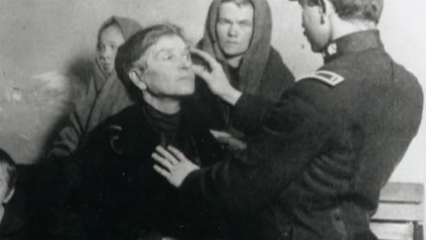 Upon arrival at Ellis Island, potential immigrants had to undergo medical screening. Most passed, but some didn't. Find out what happened to those who were not in the best of health.