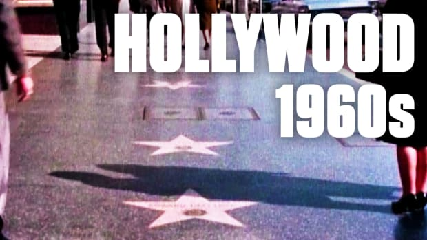 The stars! The sights! See Hollywood as it was in the 1960s, as television and movies became equals in Los Angeles' most famous neighborhood.