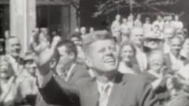 A newsreel report from 1963 gives the details of JFK's last days.