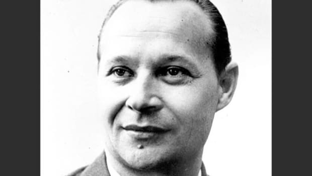 "On August 22, 1968, with the invasion of Czechoslovakia, the Soviets brought an end to Prague Spring and the Czech leader Alexander Dubcek's ""socialism with a human face."" In response to the act of aggression, Dubcek rallies his countrymen with promises that the occupation will not last."