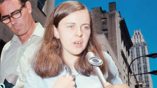 In August 1969, Bernadette Devlin was arrested during the Battle of the Bogside,  a riot that protested the British occupation of Northern Ireland. Convicted in 1970, she spent four months in prison while still an MP. In an interview following her conviction, Devlin strongly defends her position.