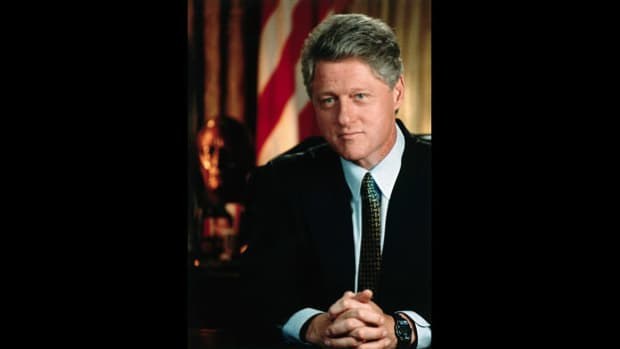 On June 10, 1999, in an address to the nation, President Bill Clinton announces the withdrawal of Serbian forces from Kosovo. A settlement was reached between NATO and Serbian military commanders to cease hostilities and begin creating a framework for peace.