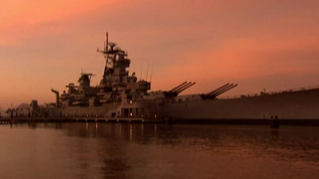 Get an inside look at technology aboard the USS New Jersey that was used during World War II.