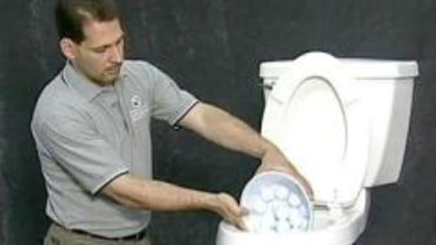 In this video clip of Modern Marvels - Toilet Tech, find out the history the toilet. See how toilets were invented during the Roman Empire and then slowly progressed into the chamber pot and then the outhouse. Also, learn how present day toilet makers are making the toilets much more water efficient to help save the environment.