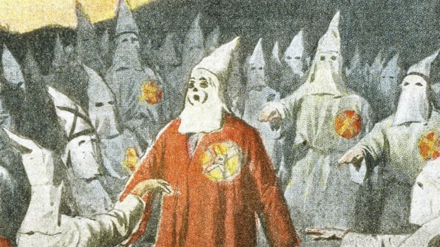 Following the Civil War, the Ku Klux Klan emerges to suppress and victimize newly freed slaves.