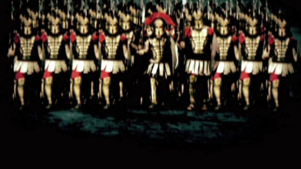 Ten-thousand strong, the Spartan army was highly skilled and technologically advanced for its time.
