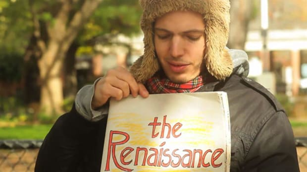"What does it mean to be a ""Renaissance Man""? Get the history of the Renaissance as told by musician and artist Jeffrey Lewis."