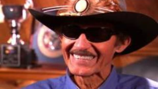 In this American History video, brought to you by the History Channel, famous racecar driver Richard Petty talks about how he's lived in North Carolina all of his life and what being a Tarheel means to him.  He also talks about the history of racing in North Carolina and how it was tied to moonshining after World War II.