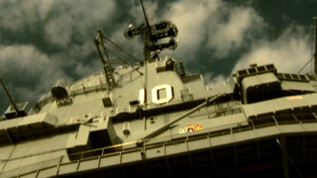 Pilots of the USS Yorktown reminisce about their epic raid on Japan.